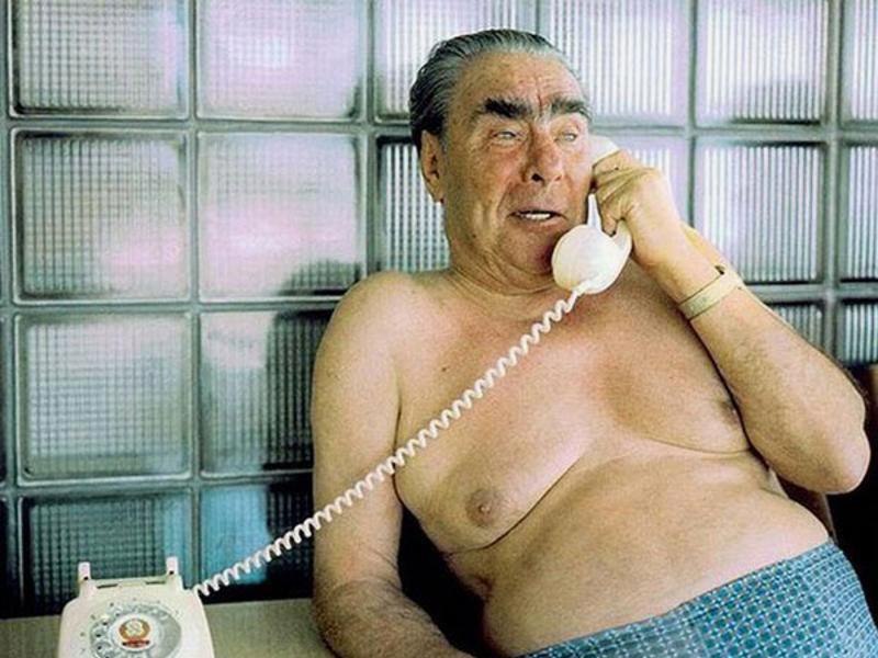 Ранней весной 1966 года, в кабинете генсека Леонида Брежнева раздался звонок
