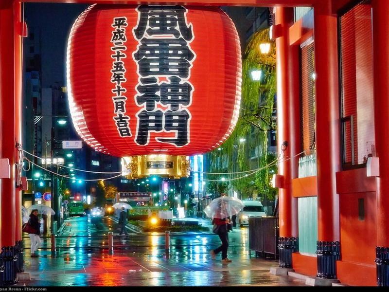 Фотографии, после которых вам захочется побывать в Японии