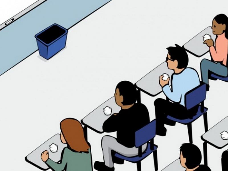 Урок учителя для студентов о несправедливости, привилегиях и статусе