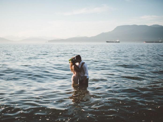 Самые захватывающие снимки любовных историй