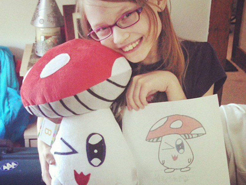 Рисунки оживают: необычные игрушки, которые делают детей невероятно счастливыми