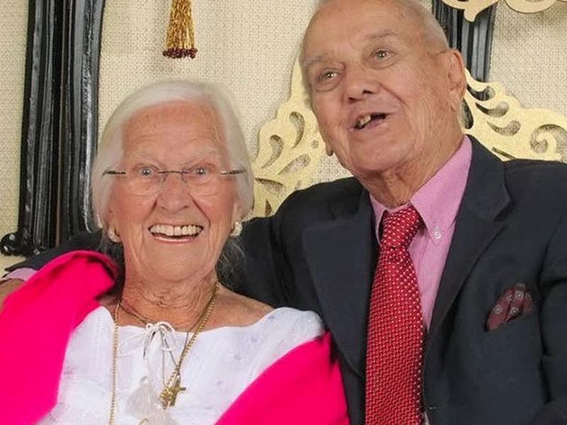«Я скоро буду»: у пары, прожившей 75 лет вместе, было одно последнее желание