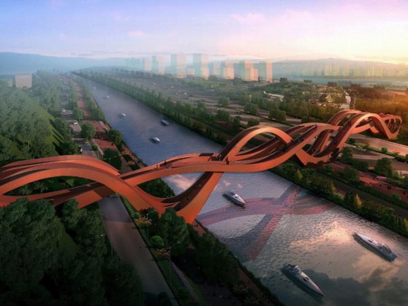 5 самых необычных мостов в мире