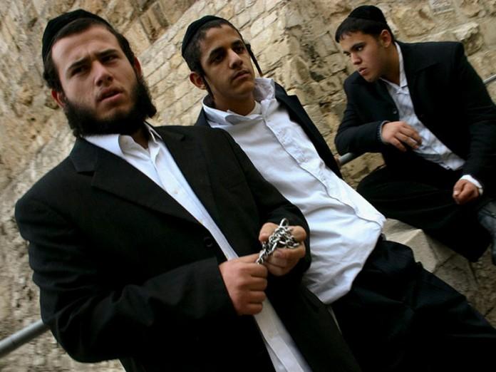 Величина член у евреев