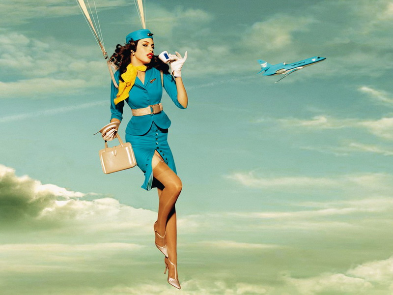 Интим в облаках: 10 известных секс-скандалов на борту самолета