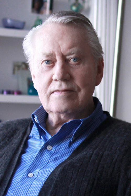 Chuck Feeney in New York