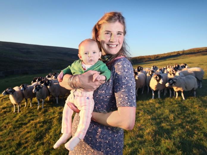 Вместо карьеры модели она выбрала ферму и 8 детей
