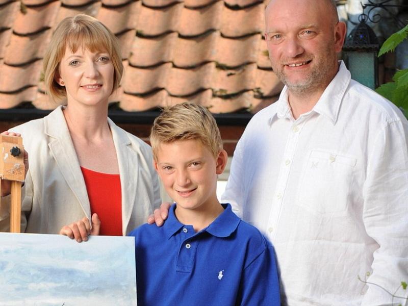 10-летний мальчик заработал миллионы долларов всего за 20 минут!