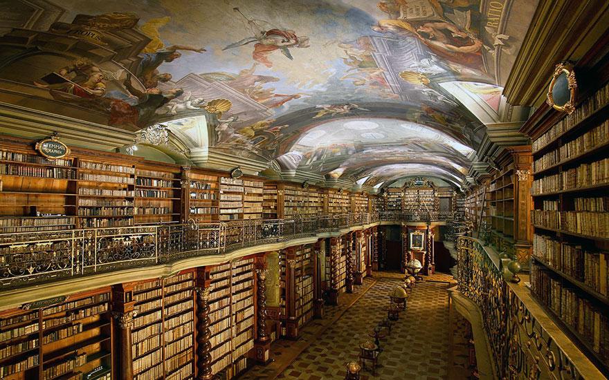 Klementium-samaya-krasivaya-biblioteka-v-mire-i-v-Prage-1
