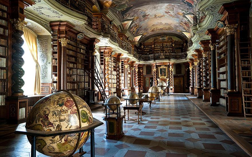 Klementium-samaya-krasivaya-biblioteka-v-mire-i-v-Prage-3