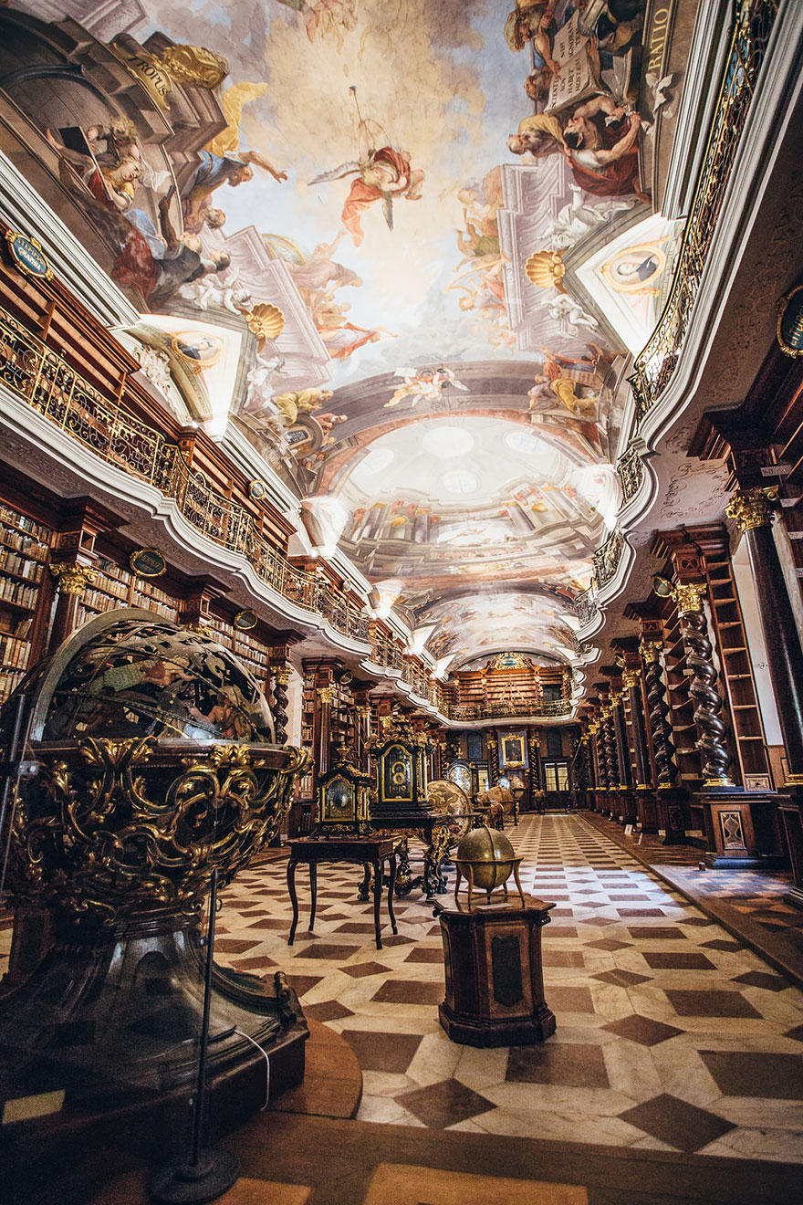 Klementium-samaya-krasivaya-biblioteka-v-mire-i-v-Prage-4