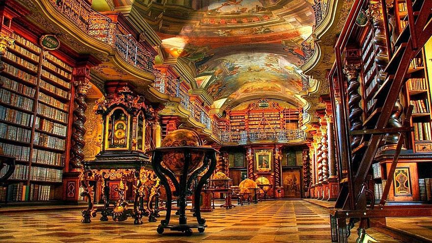 Klementium-samaya-krasivaya-biblioteka-v-mire-i-v-Prage-5