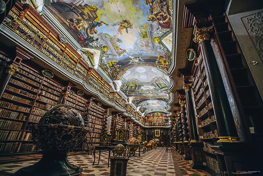 Klementium-samaya-krasivaya-biblioteka-v-mire-i-v-Prage-6