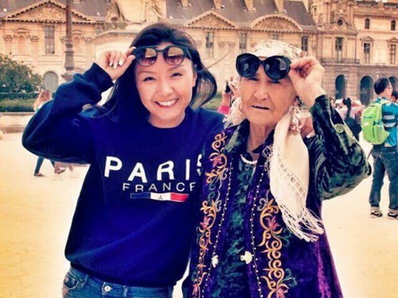 Бабушка-путешественница, которая доказывает, что старость не должна быть серой и скучной