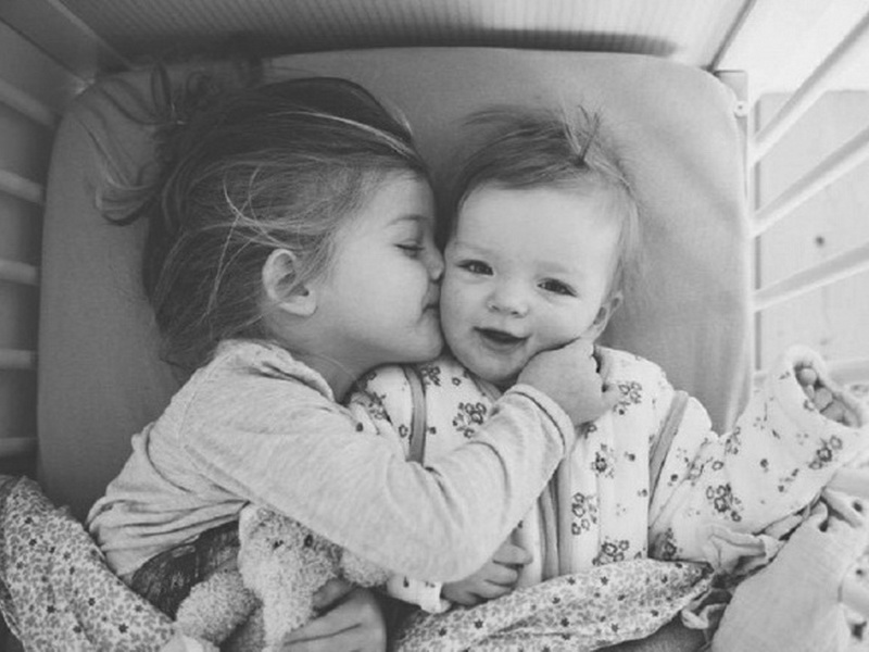 25 душевных фото о том, что иметь брата или сестру — это огромное счастье