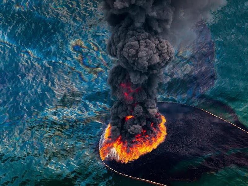 10 фото-доказательств того, что человек убивает природу