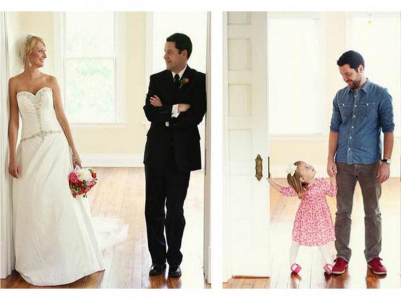 Фотосессия папы и дочери: трогательно до бесконечности…