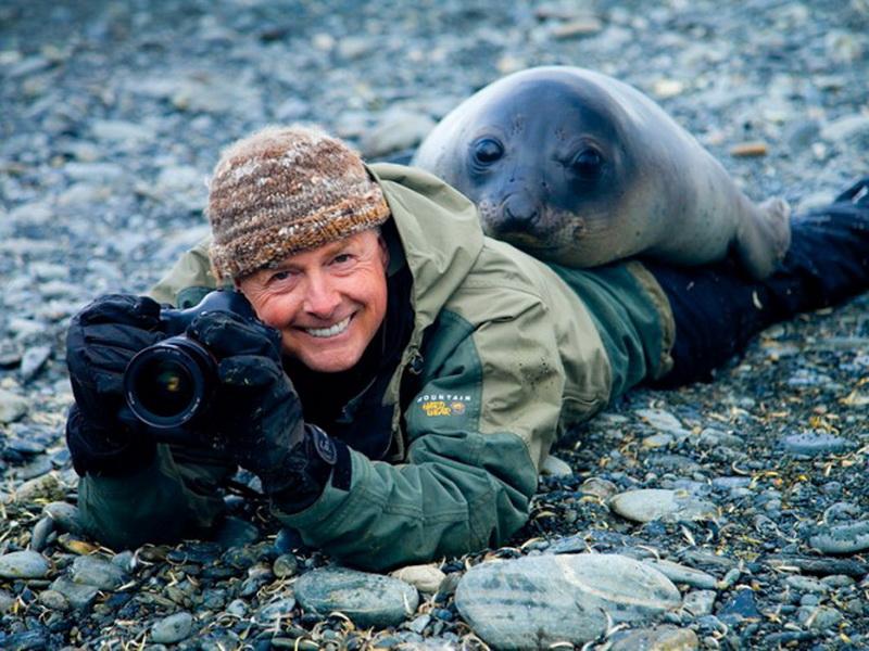 25 крутых снимков о работе фотографов-натуралистов