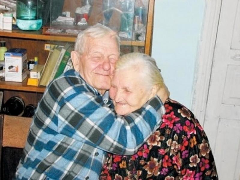 Они не виделись 56 лет, но все эти годы любили друг друга