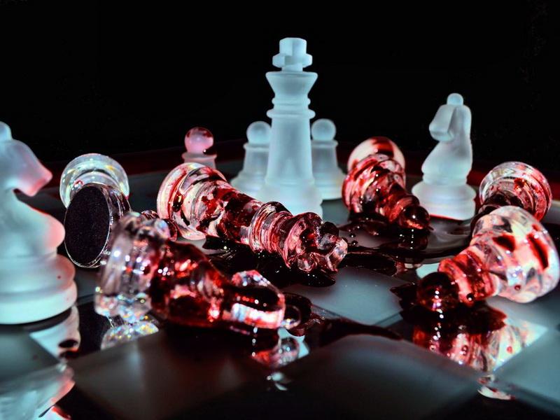 Кровавые шахматы: жестокие игры средневекового инквизитора