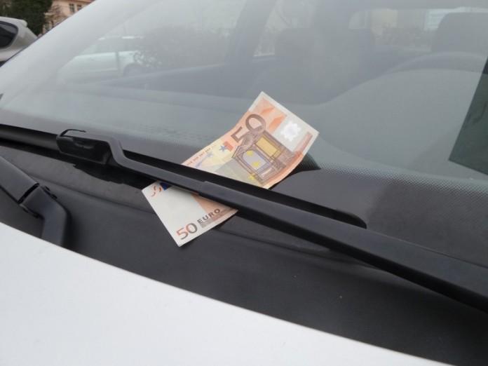 Если ты видишь это на своей машине, не думай, что удачлив....