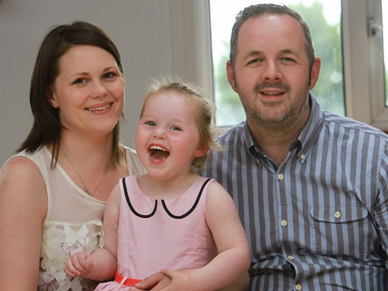 Родители уже дали согласие на эвтаназию дочери, но малышка не захотела умирать