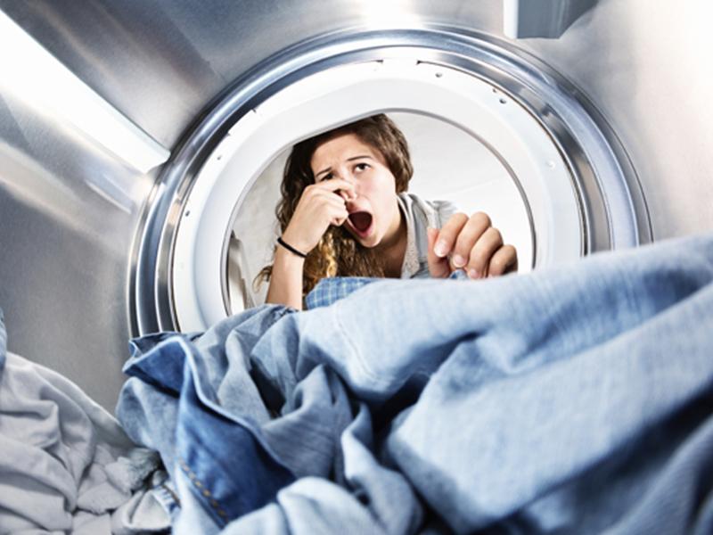 В стиральной машине появилась плесень! Хорошо, что есть этот чудо-метод…