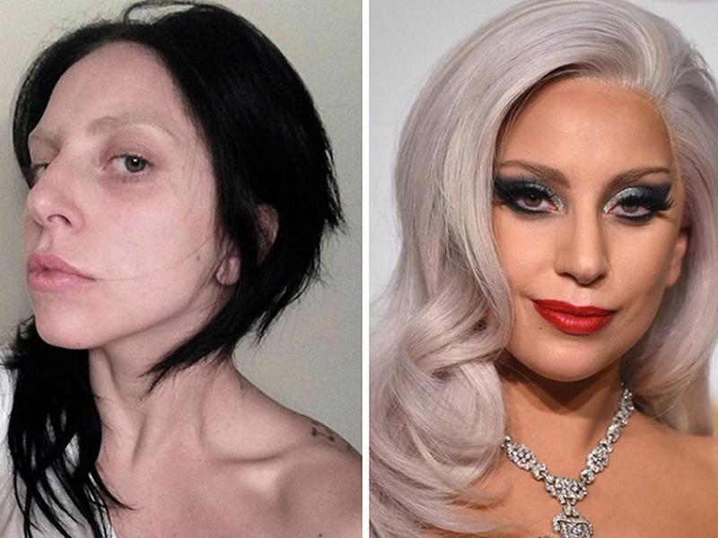 Настоящее лицо знаменитых красоток: 12 звезд без макияжа