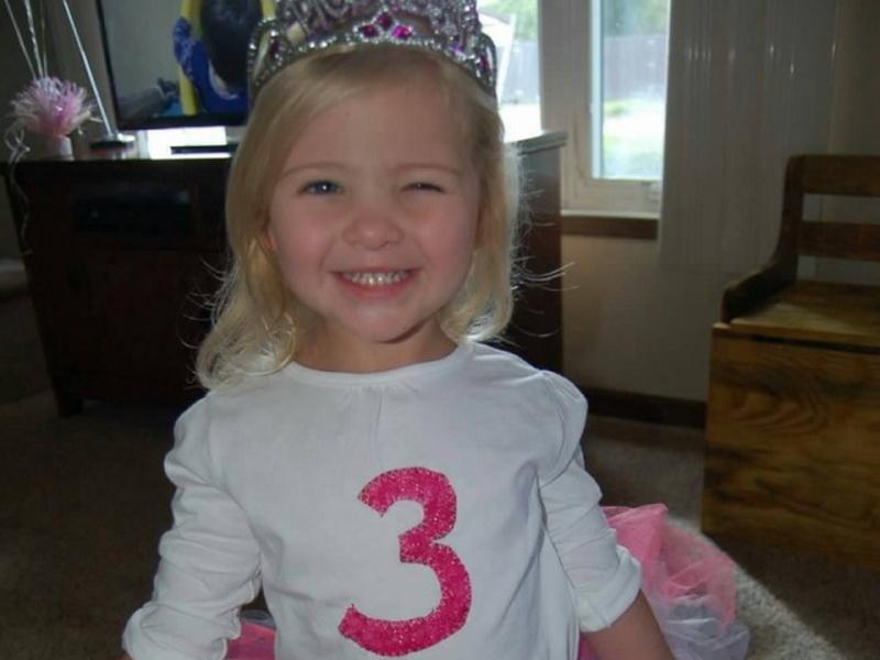 Эта 3-летняя девочка умерла от неизлечимой опухоли мозга. Но после своей смерти она спасла двоих человек!