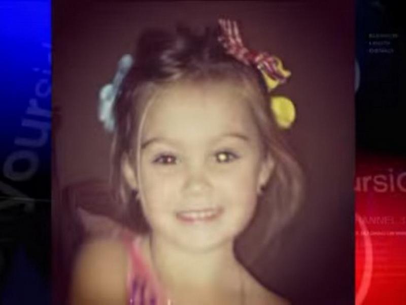 Как маленькую девочку спасла простая фотография в Facebook