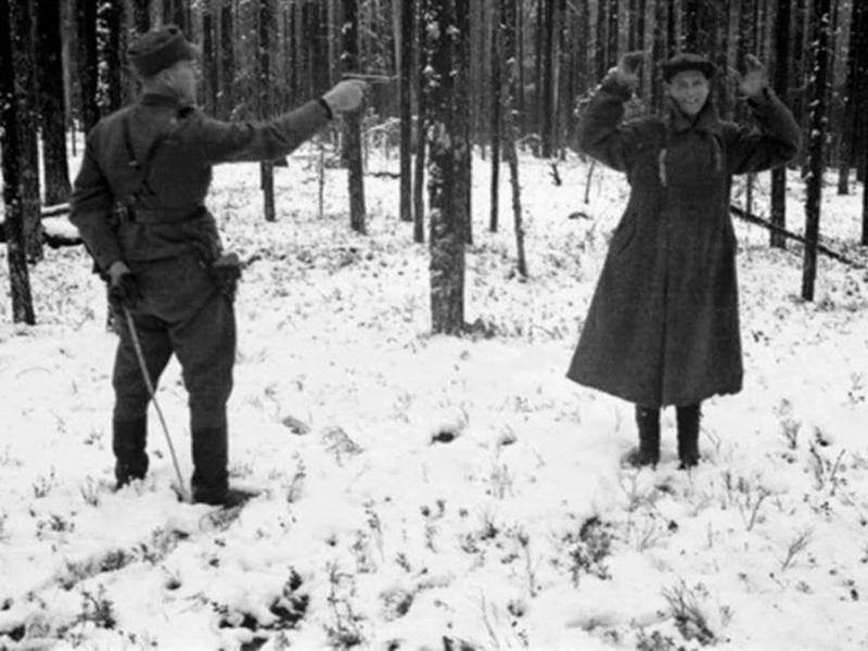 7 поразительных фото Второй мировой войны