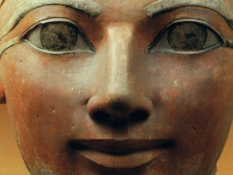 Фараон отменил рабство. На следующий день ему открылась потрясающая картина!