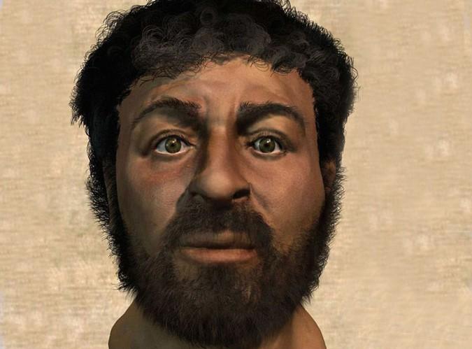 Восстановлена подлинная внешность Христа