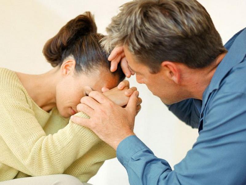 История о плохом муже или как женщина развестись хотела