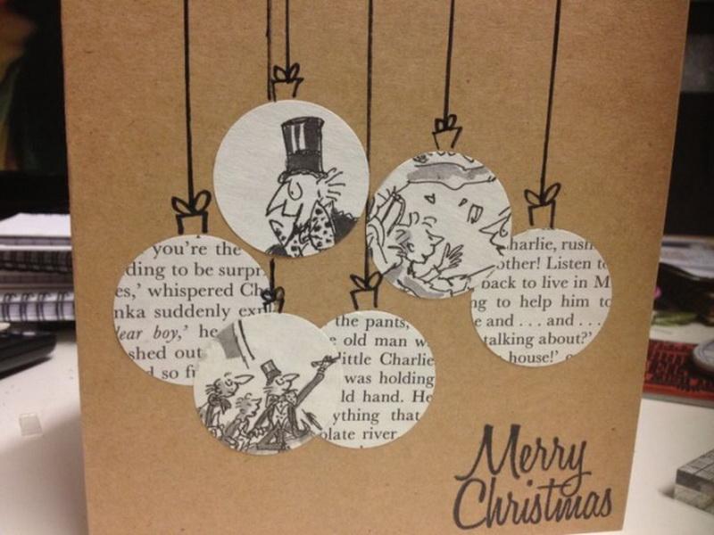 Красивые и оригинальные новогодние открытки, которые можно сделать за 20 минут