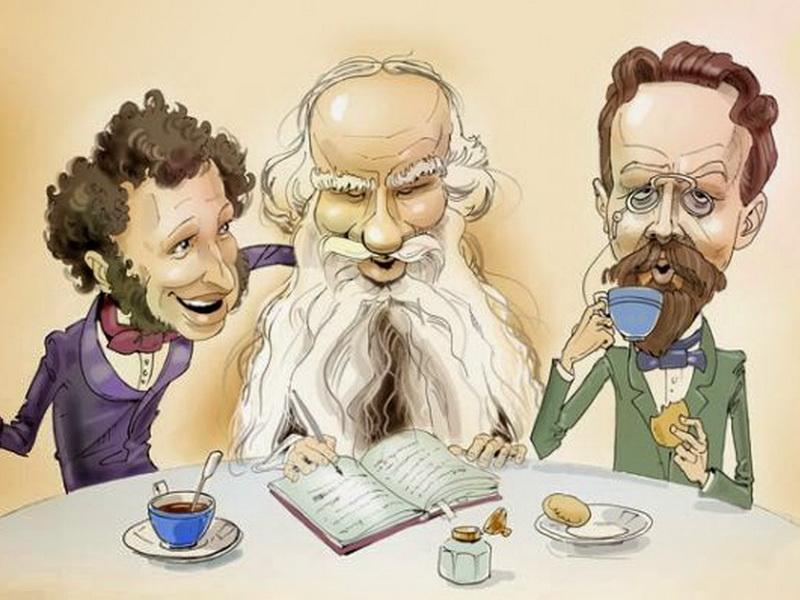 Интересные истории и факты из жизни выдающихся писателей