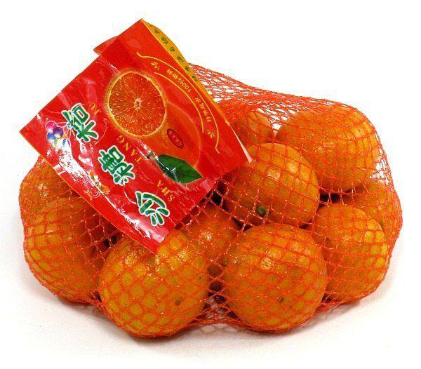Как я в супермаркете покупал мандарины (фото + текст)