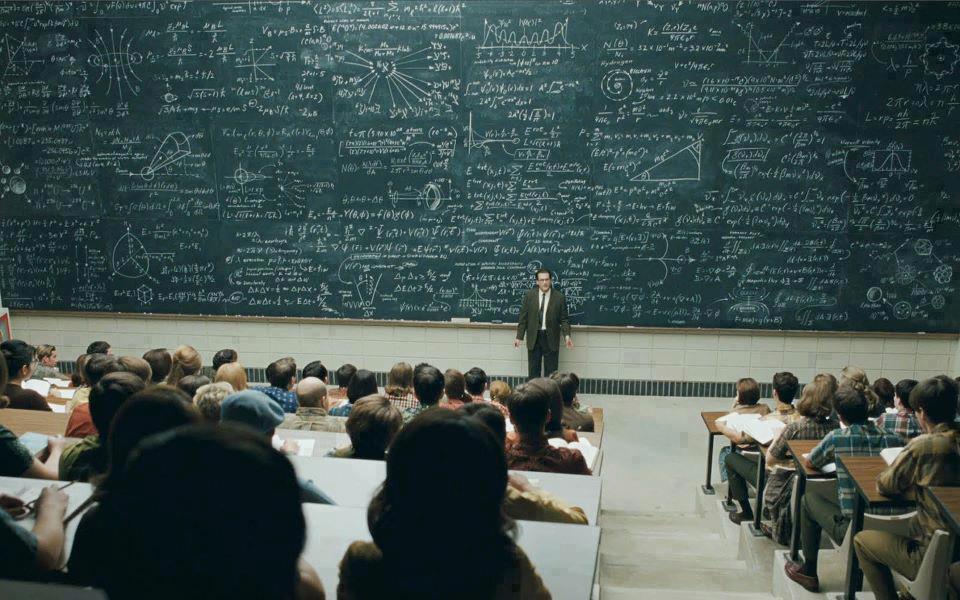 Профессор решил отомстит студенту. Но то, как выкрутился студент оправило профессора в нокаут!