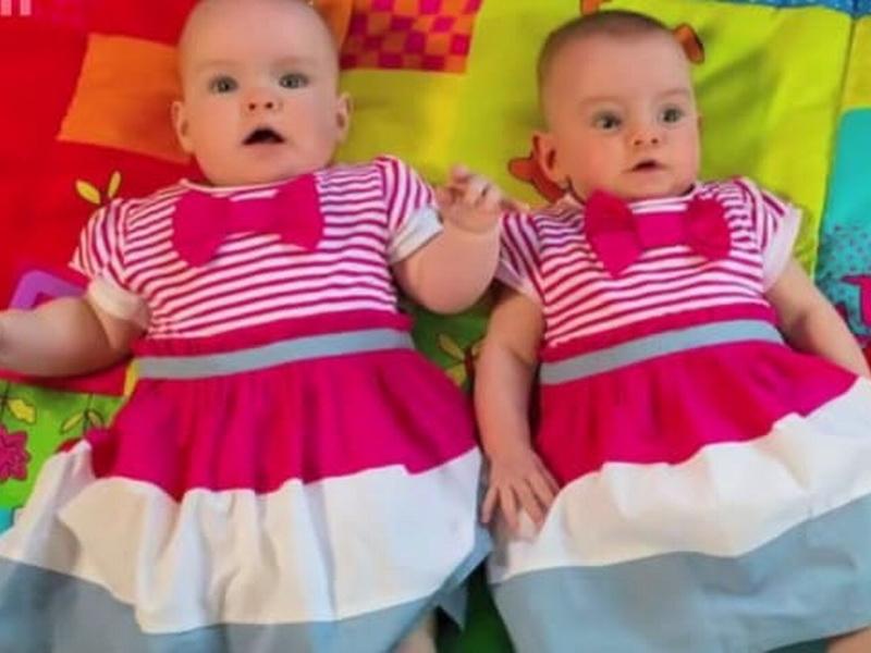 Кажется, это обычные близняшки, но их занесли в Книгу рекордов Гиннеса!