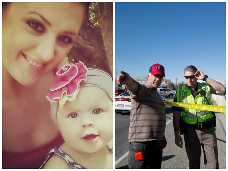 Ее мама погибла в аварии, но саму малышку спасло настоящее чудо!