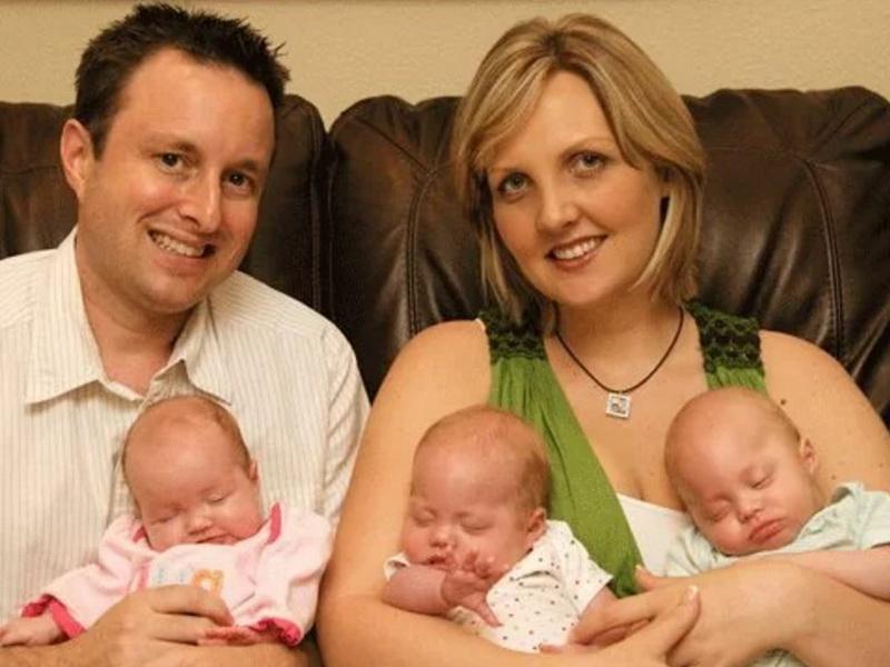 Они потеряли троих детей… Но через полгода после автокатастрофы судьба сделала им прекрасный подарок!