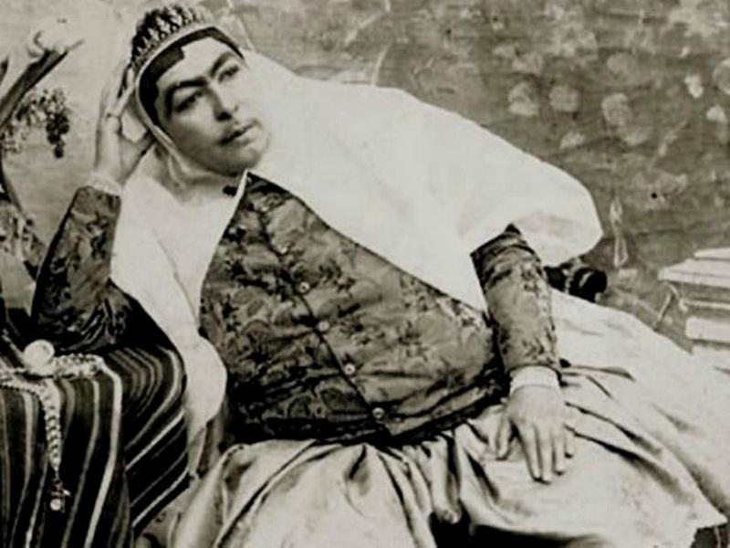 Наложницы иранского шаха: какими вы их себе представляете?