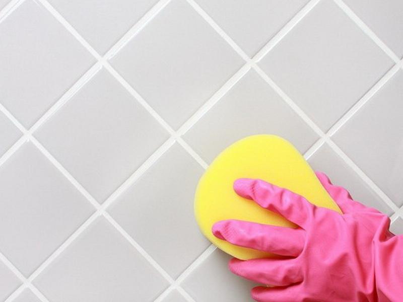 Плитка в ванной будет чистой всегда, если знать эту простую хитрость