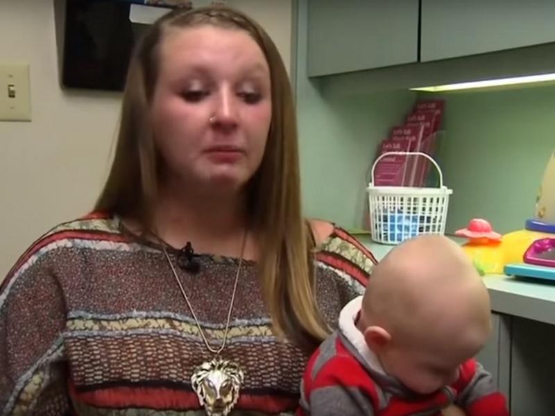 Она приняла героин прямо во время схваток. Вот как выглядят дети, рожденные с наркотической зависимостью