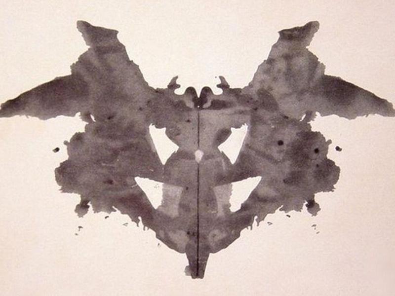 Есть ли у вас психические расстройства? Это покажет тест Роршаха!