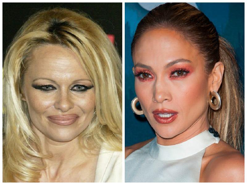 Звезды с ужасным макияжем, которые из-за своей оплошности буквально «упали в грязь лицом»