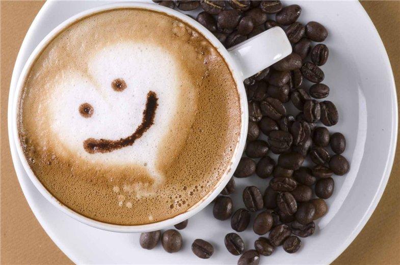 Самый лучший анекдот про чашечку кофе!