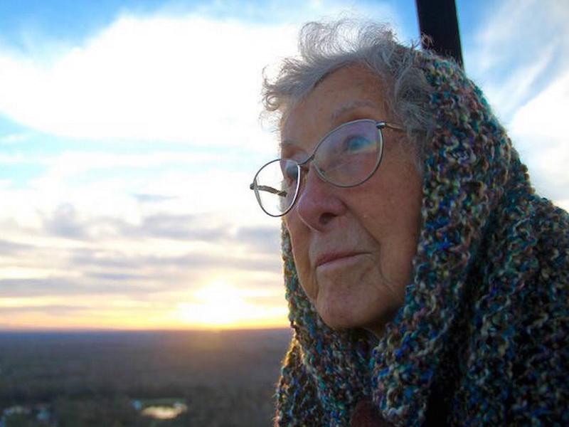 90-летняя женщина отказалась от лечения рака. То, что она сделал потом, поразило ее близких еще больше!