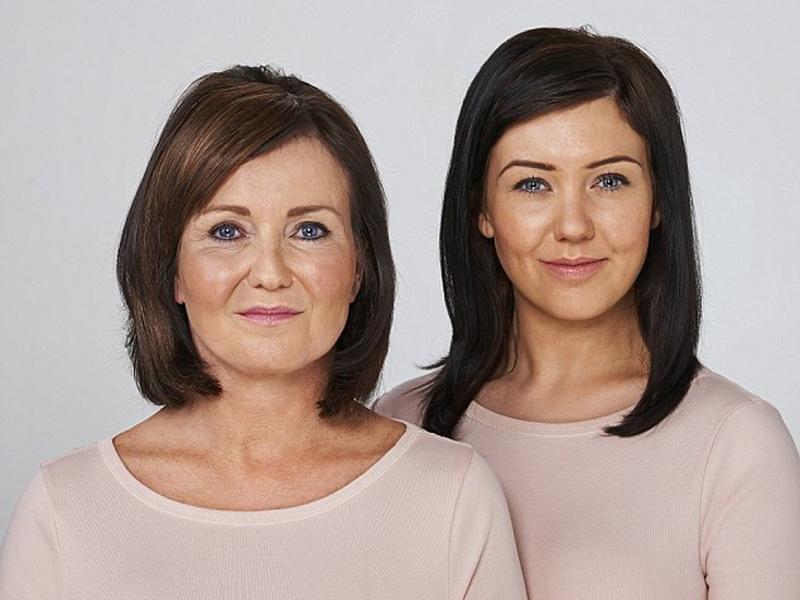 После этого трудно поспорить, что все дочки в итоге становятся похожими на мать