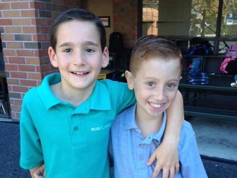 Узнав о болезни лучшего друга, мальчик сделал то, чего не смогли взрослые
